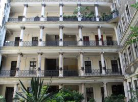 Omega Guesthouse Budapest, gazdă/cameră de închiriat din Budapesta