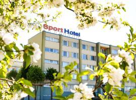 SportHotel, hotel in Liepāja