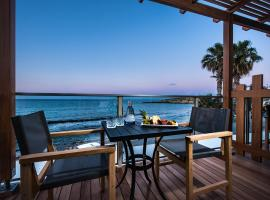 Infinity Blue Boutique Hotel & Spa - Adults Only, hotel romantico a Hersonissos