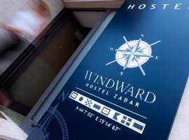 Windward Hostel Zadar, accessible hotel in Zadar
