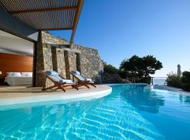 Thalassa Villas, budget hotel in Agios Nikolaos