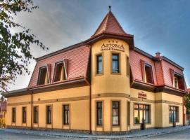 Astoria Hotel & Restaurant, hotel din Gheorgheni