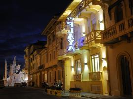 Hotel Playa, отель в Виареджо