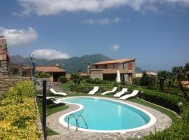 Villa Minuta, B&B in Scala