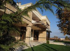 Agapi Luxury Hotel, хотел в Като Лутраки
