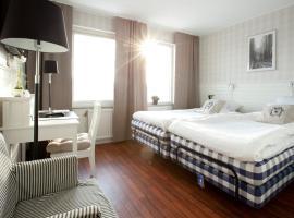Lages Motel, motel in Borås