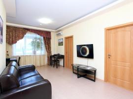 Apartments London54, hotel in Novosibirsk