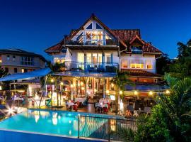 La Suite Villa, hotel in Les Trois-Îlets