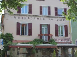Hôtel du Roc, hôtel à Castellane
