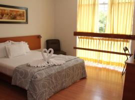 My Rouse Hotel, accessible hotel in Chiclayo