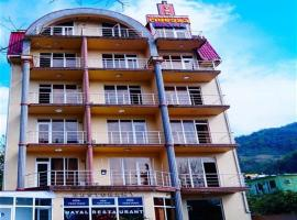 Hotel Otsneba, hotel in Kvariati