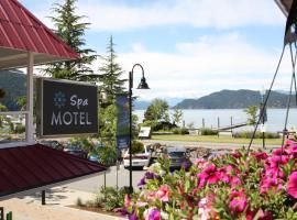 Harrison Spa Motel, motel in Harrison Hot Springs