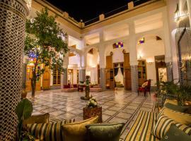 Riad Amor - Suite & Spa, riad à Fès