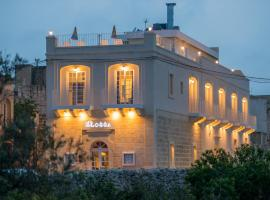 Il-Logga Boutique Hotel, viešbutis mieste Šagra