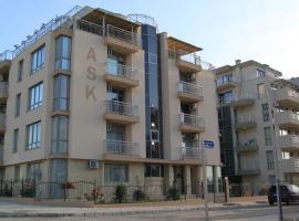 Къща за Гости АСК, хотел в Приморско
