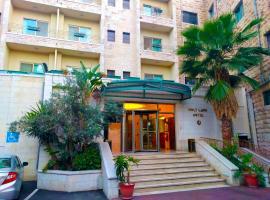 מלון הולי לנד, מלון בירושלים