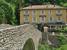 Le Mirval, hôtel à La Brigue