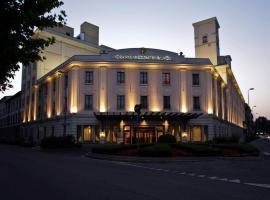 Grand Visconti Palace, hotel in Milan