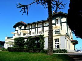 Hotel Escuela Las Carolinas, hotel en Santander