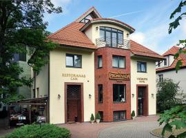 Hotel Promenada, hotel in Klaipėda