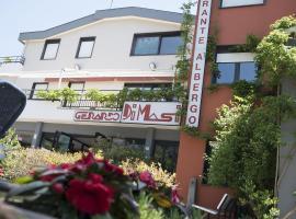 Ristorante Albergo Gerardo Di Masi, hotel in Caposele