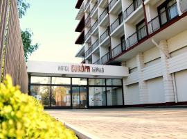 Hotel Európa, отель в Шиофоке