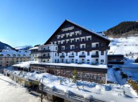 Hotel Post, hotel in Sankt Anton am Arlberg