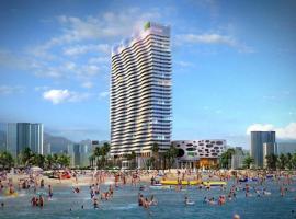 White Sail Apartments, hotel near Batumi International Airport - BUS,