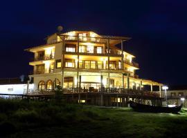 Seven Generations Winery Hotel, hotel in Mechka