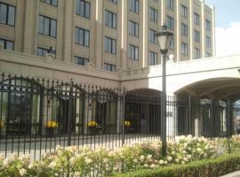 Hotel St. Regis, hotel in Detroit