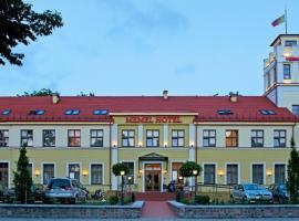 Memel Hotel, отель в Клайпеде