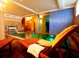 Relax Inn, hotel in Prague