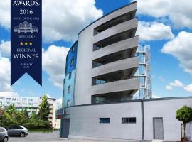 Hotel Arena, hotel in Liberec
