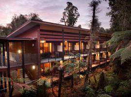 Te Waonui Forest Retreat, hotel in Franz Josef