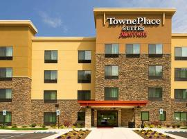 TownePlace Suites by Marriott Bakersfield West, hotel v destinaci Bakersfield