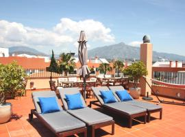 Hotel Doña Catalina, отель в городе Марбелья
