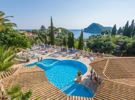 Paleo ArtNouveau Hotel, hôtel à Paleokastritsa