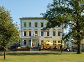 Parkhotel del Mar, Hotel in Sassnitz