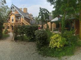 Chambres d'Hôtes Fleur de Sel, hotel in Roz-sur-Couesnon