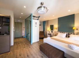 Fiscardonna Luxury Suites, hotel in Fiskardo