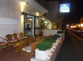 Hotel Bolivar, pet-friendly hotel in Marina di Camerota
