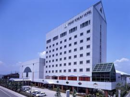 大垣フォーラムホテル、大垣市のホテル