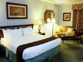 University Square Hotel, hotel near Fresno Yosemite International Airport - FAT,