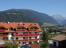 Appartments Jägerhof, golf hotel in Valdaora