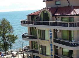 Hotel Continental - Half Board, отель в Китене