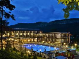 Park Hotel Asenevtsi, hotel in Veliko Tŭrnovo