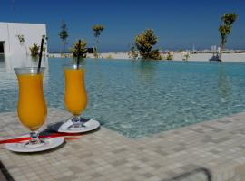 Kenzi Sidi Maarouf, hotel near Casa Green Golf Club, Casablanca
