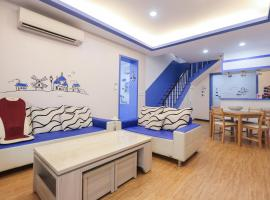 Simple Travel, hotel in Donggang