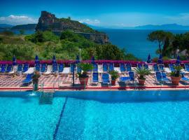 Hotel Parco Cartaromana, отель в Искье