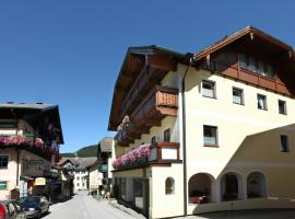Apartment Elisabeth Stadler, hotel near Laimerlift, Sankt Gilgen